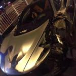 McLaren P1 crashed in China-3