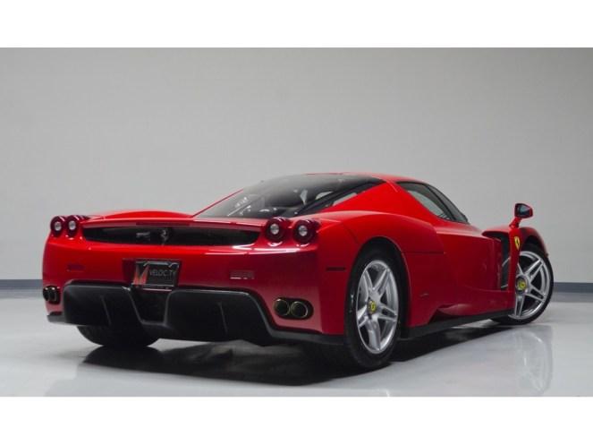 Ferrari Enzo for sale in the US-10