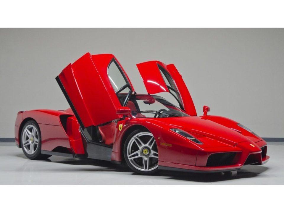 Ferrari Enzo for sale in the US-2