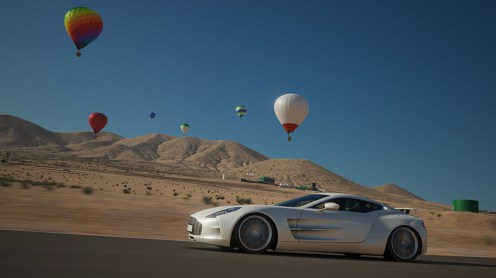Gran Turismo Sport on PS4- Willow Springs