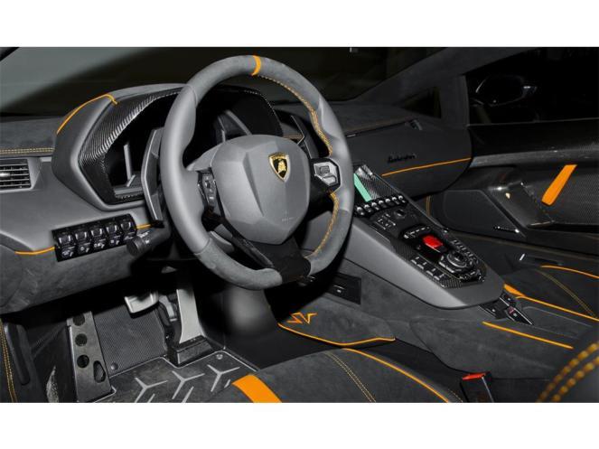Lamborghini Aventador SV Roadster for sale-6