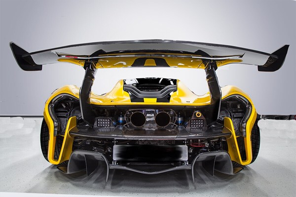 McLaren P1 GTR For Sale in Denmark-3