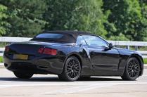 2018 Bentley Continental GT Convertible-spy shots-3