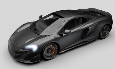 Full Carbon McLaren 675LT Spider-1
