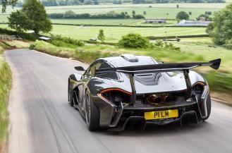 McLaren P1 LM-3
