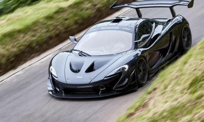 McLaren P1 LM-4