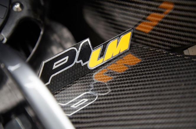 McLaren P1 LM-5