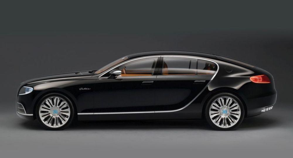 Bugatti 16C Galibier sedan