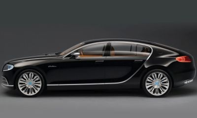 Bugatti 16C Galibier sedan