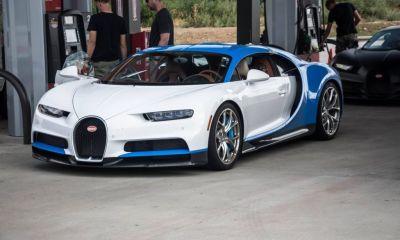 Bugatti Chiron convoy spotted in Colorado-7
