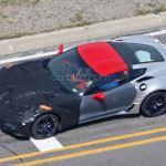 2018 Chevrolet Corvette ZR1 Spy Shots-1