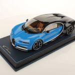 Bugatti Chiron scale model-MR Collector Models-3
