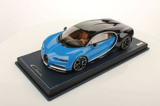 Bugatti Chiron scale model-MR Collector Models-3