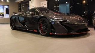 McLaren P1 Carbon Series for sale in Dubai-7