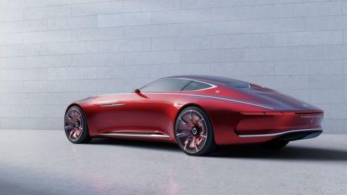 Vision Mercedes-Maybach 6 Concept- Pebble Beach 2016-4