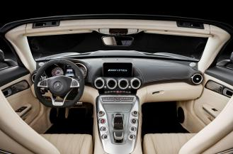 Mercedes- AMG GT C Roadster (R 190), 2016