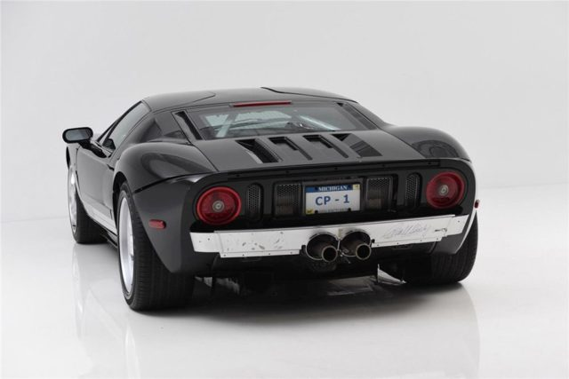 2004 Ford GT Prototype CP-1 For Sale-Russo and Steele Auction-2