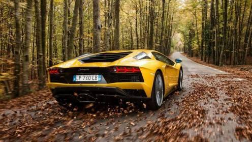 2017 Lamborghini Aventador S first images-leaked-3