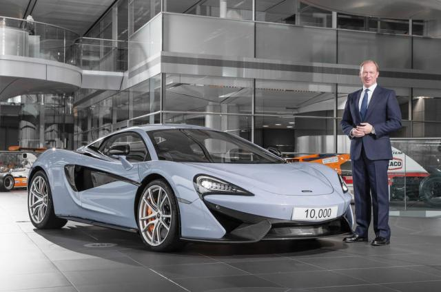 Ceramic Grey McLaren 570S by MSO- 10000th production milestone-2