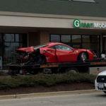 Teenager crashes Ferrari 488 GTB into Barbershop-3
