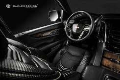 2016 Cadillac Escalade Platinum by Carlex Design-8