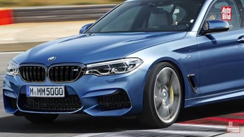 2017 BMW M5 leaked ahead of launch-3