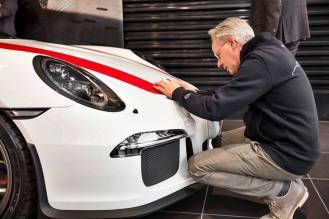Horacio Pagani-Porsche 911R-2