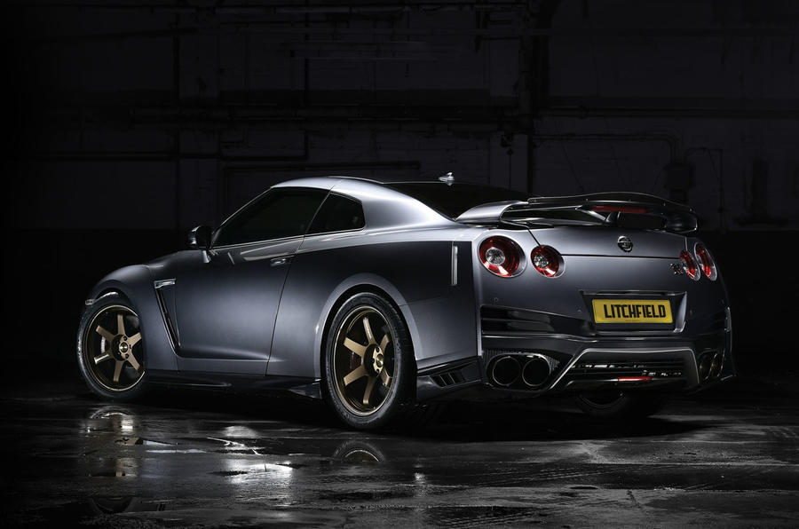 Litchfield Nissan GT-R LM20- 2017 Autosport International-2