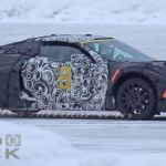 Mid-engine Chevrolet Corvette C8 spy shots-2017-1
