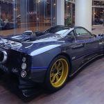 Pagani Zonda Tricolore for sale in Saudi Arabia-2