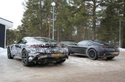 2018 Aston Martin Vantage Spy Shots-6
