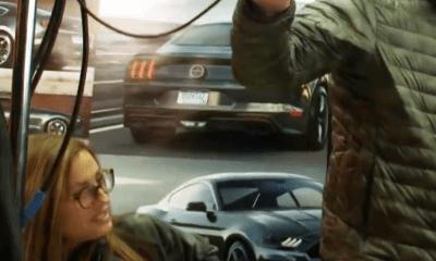2018 Bullitt Mustang leaked rendering