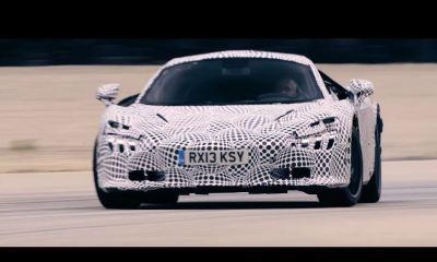 2nd-Gen Mclaren Super Series-Drifting-720S-P14-Geneva Motor Show