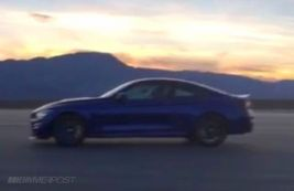 BMW M4 CS leaked images-2