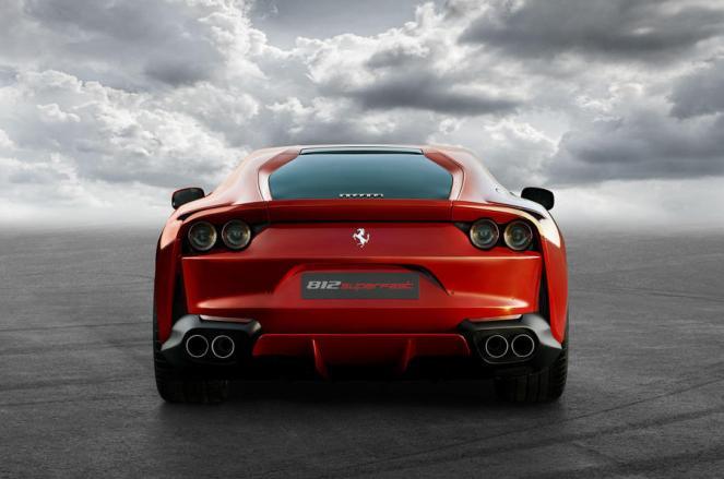 Ferrari 812 Superfast-2017 Geneva Motor Show-3