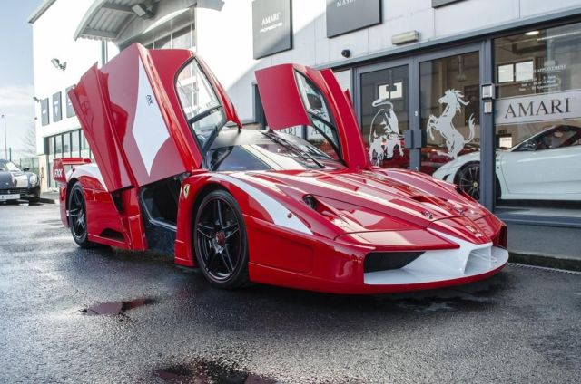 Ferrari FXX for sale at Amari-1