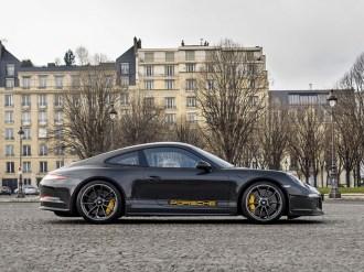 Porsche 911 R Steve McQueen Edition-Slate Grey-RM Sothebys Auction-5