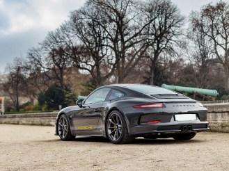 Porsche 911 R Steve McQueen Edition-Slate Grey-RM Sothebys Auction-6