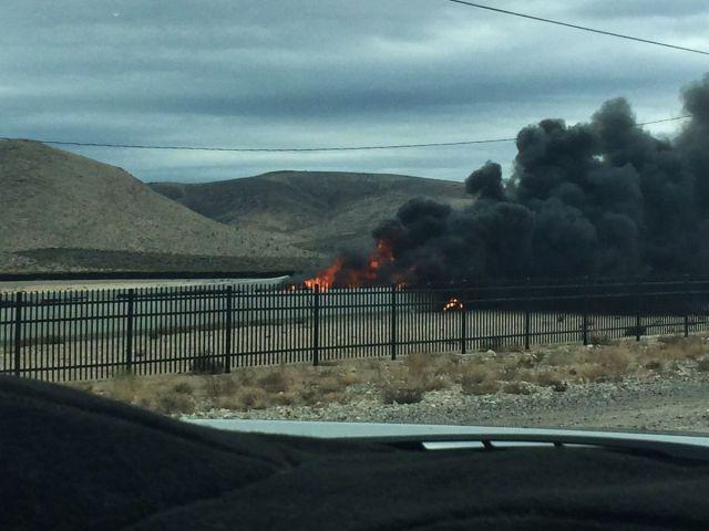 Two killed in Lamborghini crash in Las Vegas