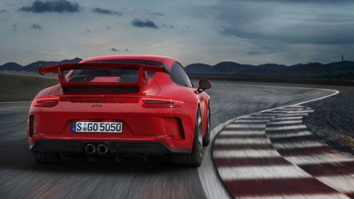 2018 Porsche 911 GT3-2017 Geneva Motor Show-3