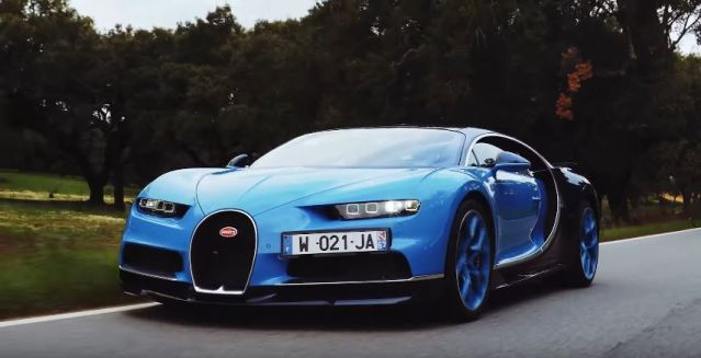 Bugatti Chiron first drive review-Carfection