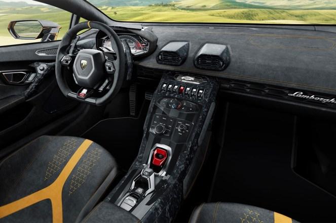 Lamborghini Huracan Performante-2017 Geneva Motor Show-4