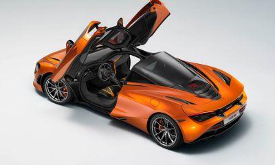 McLaren 720S image leak-2017 Geneva Motor Show