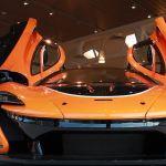McLaren P1 GTR delivered in Los Angeles