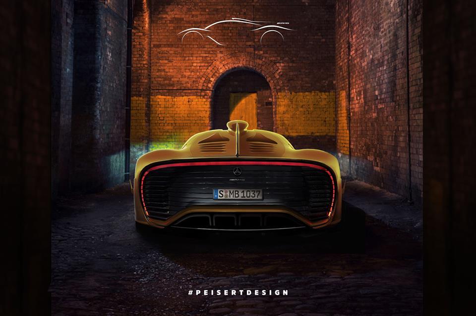 Mercedes-AMG Project One Hypercar-AMG R50-Rendering-Peisert Design-2