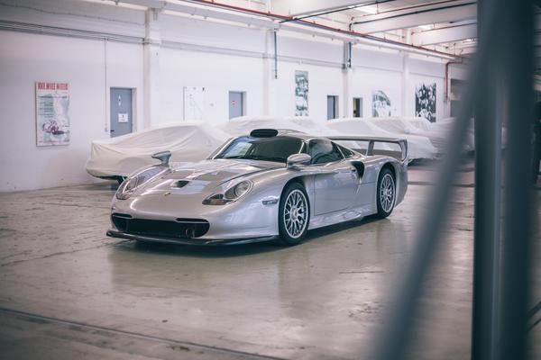 Porsche Reveals Five Of Their Rarest Factory Model Cars