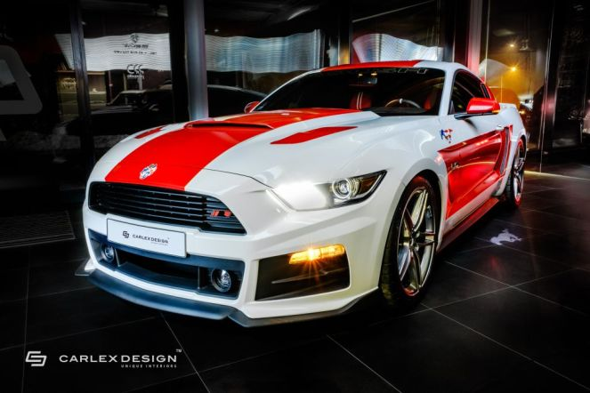 Roush Mustang GT Stage 2 by Carlex Design-1