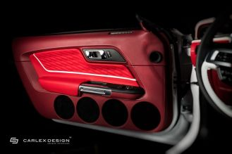 Roush Mustang GT Stage 2 by Carlex Design-5