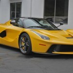 Yellow LaFerarri for sale in the US-Giallo Modena-5