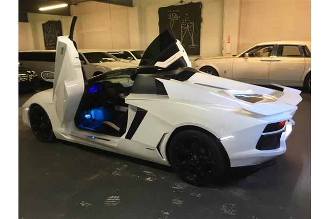 Lamborghini Aventador Replica For Sale-2